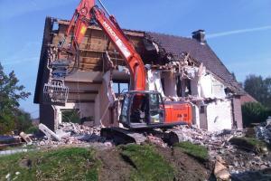 démolition Mérigny